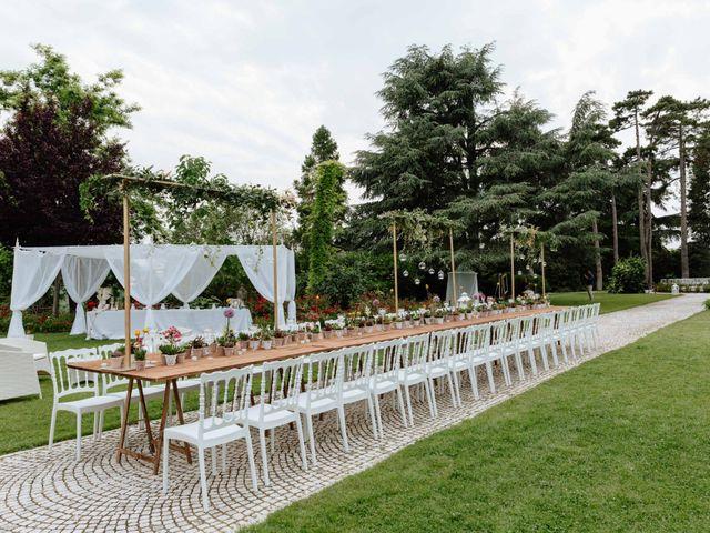 Il matrimonio di Luca e Francesca a Pavia, Pavia 19