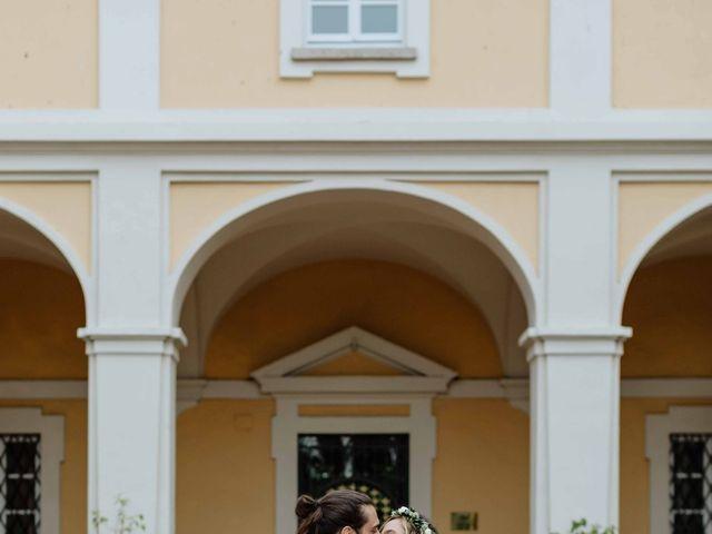 Il matrimonio di Luca e Francesca a Pavia, Pavia 26