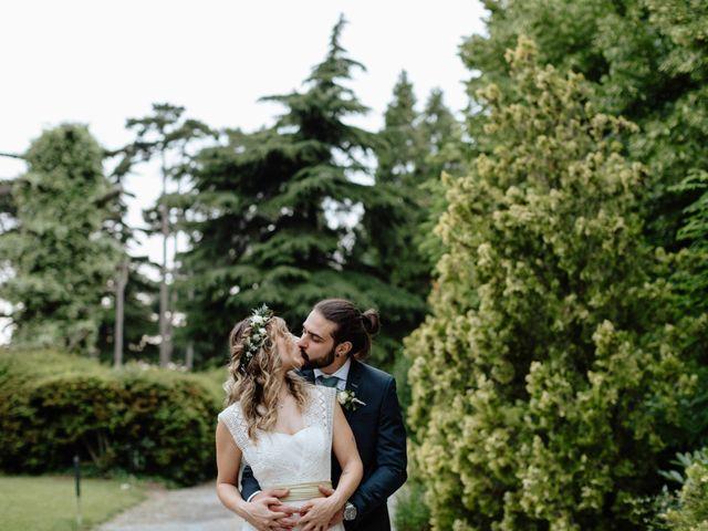 Il matrimonio di Luca e Francesca a Pavia, Pavia 35