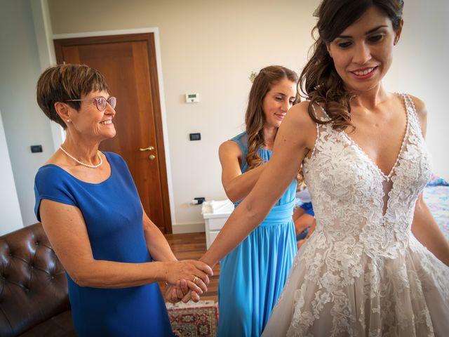 Il matrimonio di Riccardo e Federica a Maserada sul Piave, Treviso 19