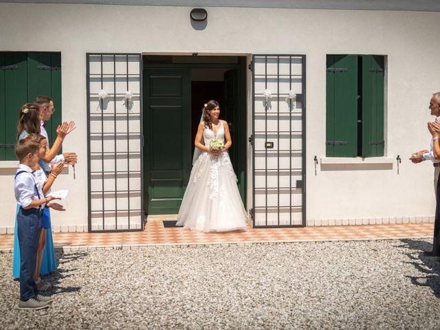 Il matrimonio di Riccardo e Federica a Maserada sul Piave, Treviso 28