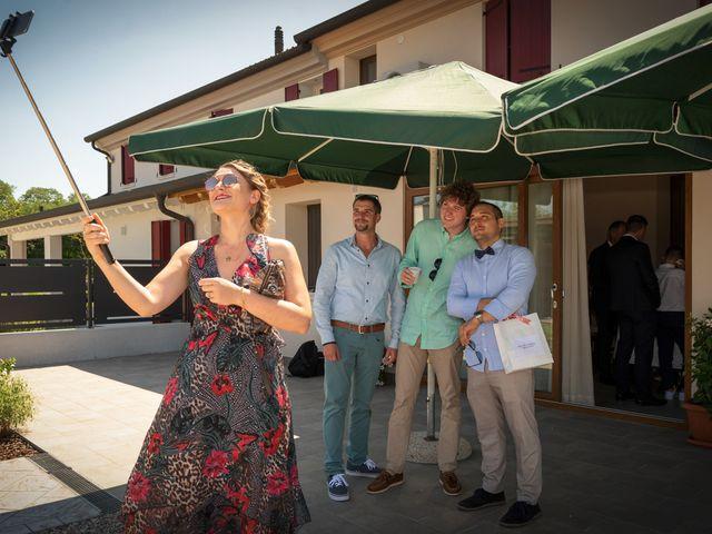 Il matrimonio di Riccardo e Federica a Maserada sul Piave, Treviso 44