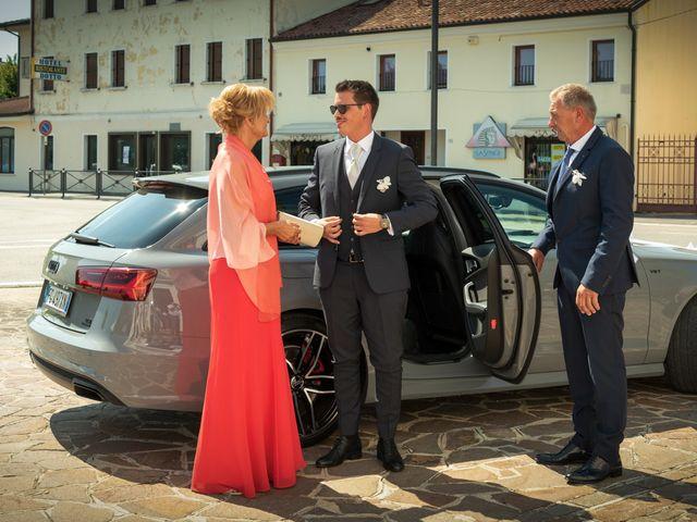 Il matrimonio di Riccardo e Federica a Maserada sul Piave, Treviso 48