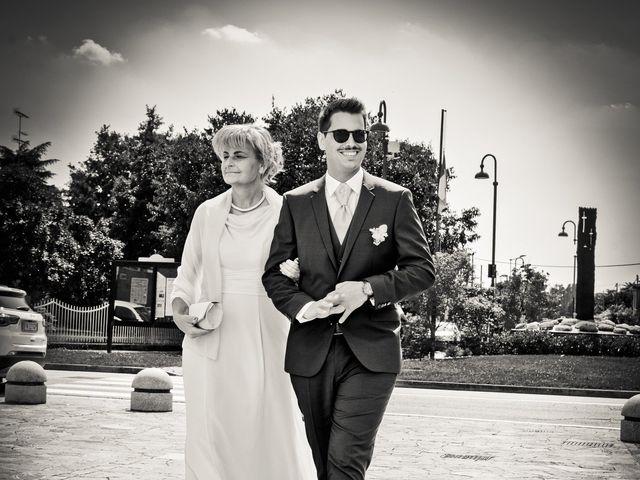 Il matrimonio di Riccardo e Federica a Maserada sul Piave, Treviso 49