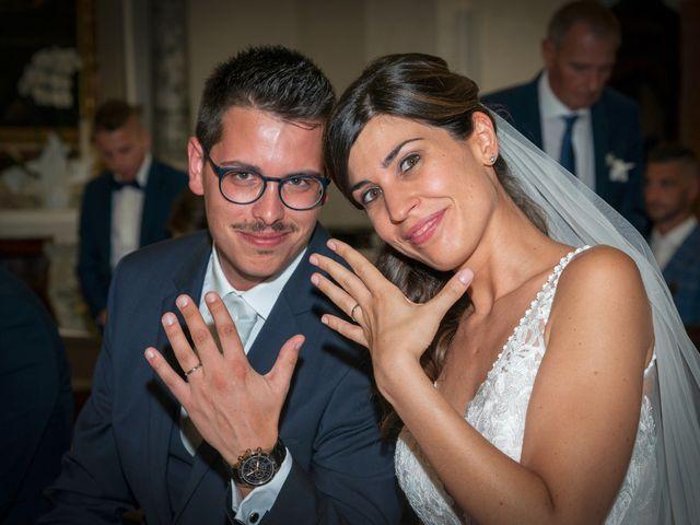Il matrimonio di Riccardo e Federica a Maserada sul Piave, Treviso 82