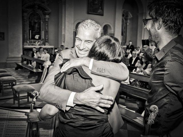 Il matrimonio di Riccardo e Federica a Maserada sul Piave, Treviso 86