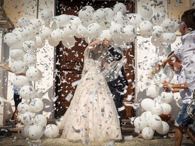 Il matrimonio di Riccardo e Federica a Maserada sul Piave, Treviso 92