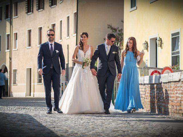 Il matrimonio di Riccardo e Federica a Maserada sul Piave, Treviso 96