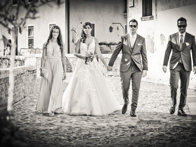 Il matrimonio di Riccardo e Federica a Maserada sul Piave, Treviso 97