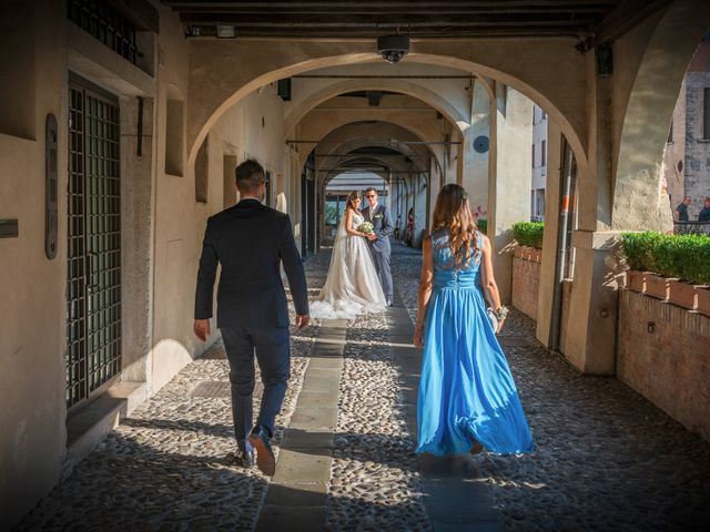 Il matrimonio di Riccardo e Federica a Maserada sul Piave, Treviso 99