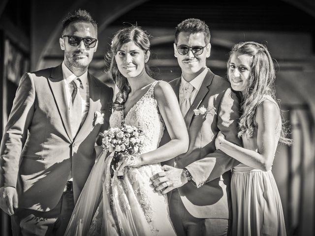 Il matrimonio di Riccardo e Federica a Maserada sul Piave, Treviso 100