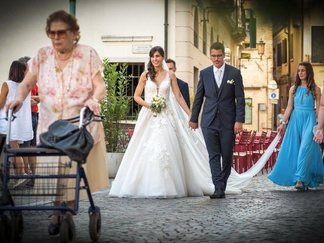 Il matrimonio di Riccardo e Federica a Maserada sul Piave, Treviso 110