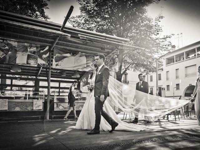Il matrimonio di Riccardo e Federica a Maserada sul Piave, Treviso 111