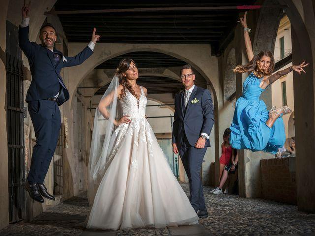 Il matrimonio di Riccardo e Federica a Maserada sul Piave, Treviso 118
