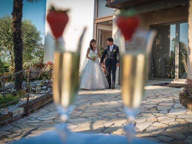 Il matrimonio di Riccardo e Federica a Maserada sul Piave, Treviso 122