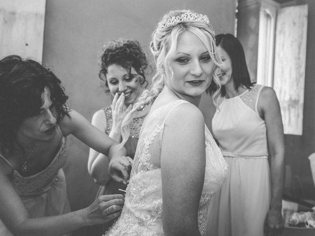 Il matrimonio di Alberto e Elisa a Bordolano, Cremona 35