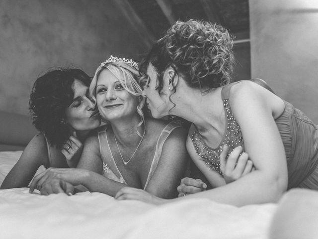 Il matrimonio di Alberto e Elisa a Bordolano, Cremona 42