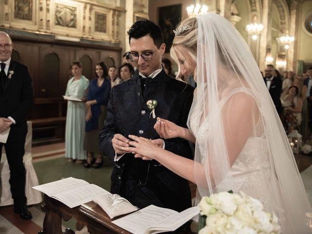 Il matrimonio di Alberto e Elisa a Bordolano, Cremona 81