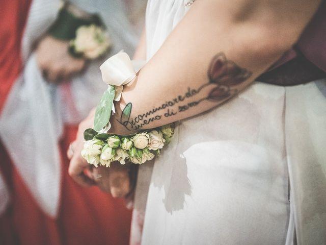 Il matrimonio di Alberto e Elisa a Bordolano, Cremona 85