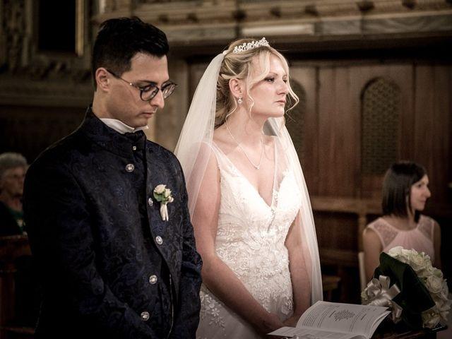 Il matrimonio di Alberto e Elisa a Bordolano, Cremona 86
