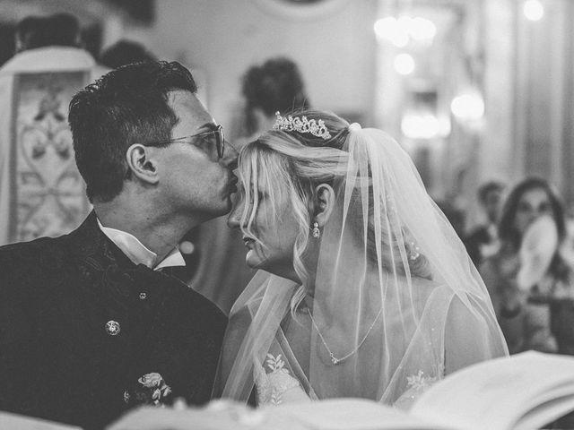 Il matrimonio di Alberto e Elisa a Bordolano, Cremona 87