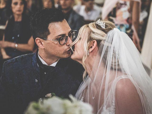 Il matrimonio di Alberto e Elisa a Bordolano, Cremona 88