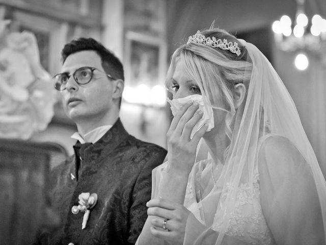 Il matrimonio di Alberto e Elisa a Bordolano, Cremona 89