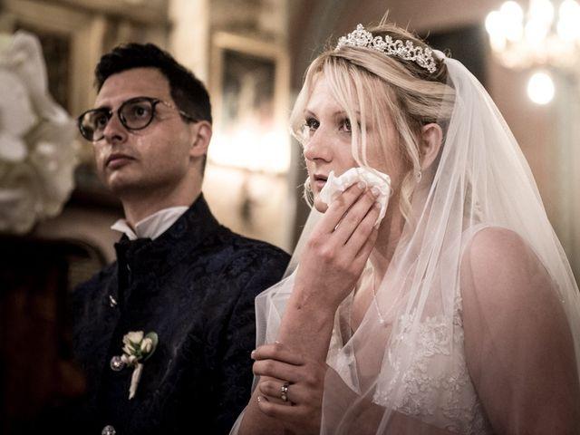 Il matrimonio di Alberto e Elisa a Bordolano, Cremona 90