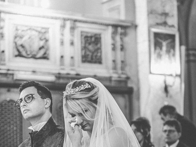 Il matrimonio di Alberto e Elisa a Bordolano, Cremona 91
