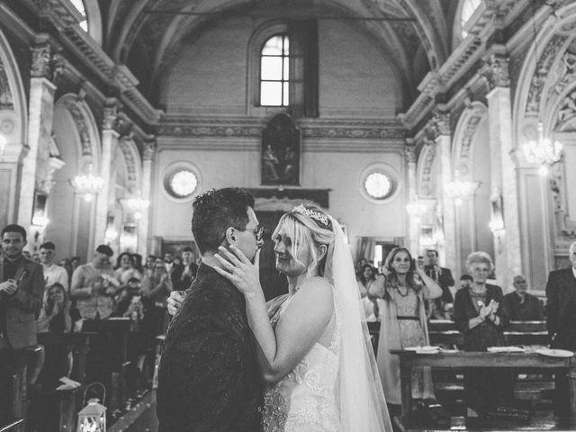 Il matrimonio di Alberto e Elisa a Bordolano, Cremona 95
