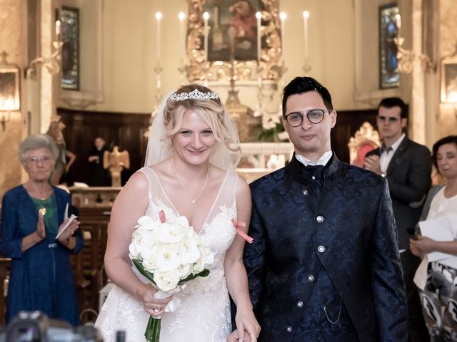 Il matrimonio di Alberto e Elisa a Bordolano, Cremona 98