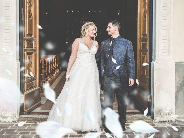 Il matrimonio di Alberto e Elisa a Bordolano, Cremona 99