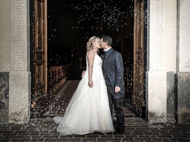 Il matrimonio di Alberto e Elisa a Bordolano, Cremona 100