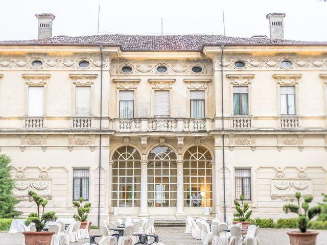 Il matrimonio di Alberto e Elisa a Bordolano, Cremona 101
