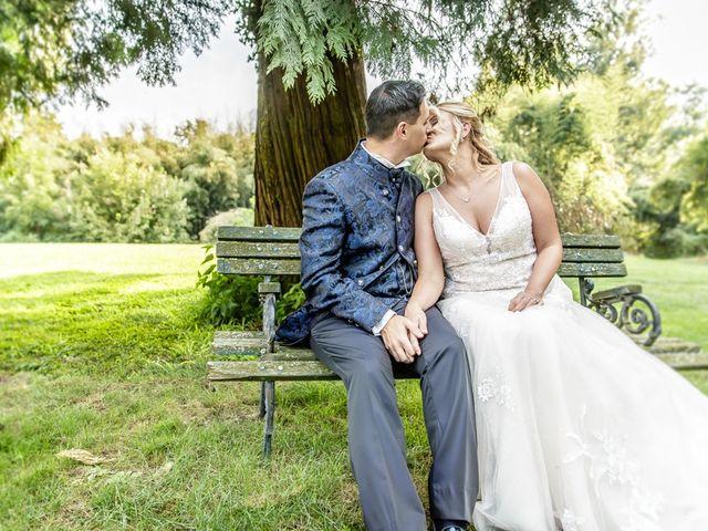 Il matrimonio di Alberto e Elisa a Bordolano, Cremona 114