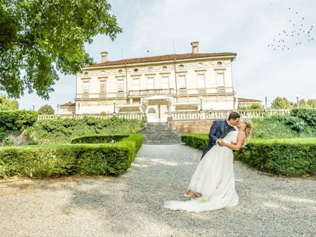 Il matrimonio di Alberto e Elisa a Bordolano, Cremona 1