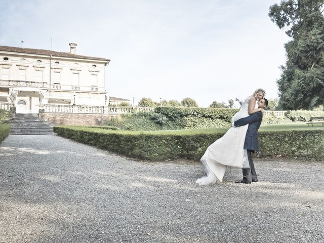 Il matrimonio di Alberto e Elisa a Bordolano, Cremona 138
