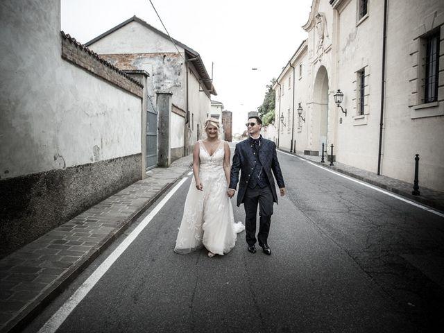 Il matrimonio di Alberto e Elisa a Bordolano, Cremona 142