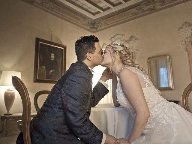 Il matrimonio di Alberto e Elisa a Bordolano, Cremona 149