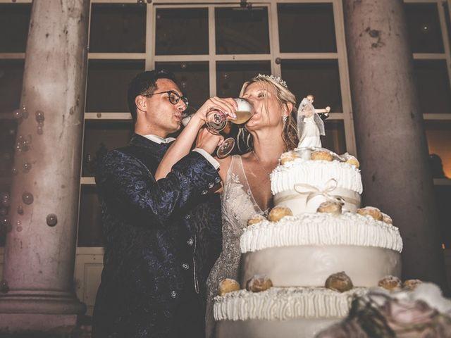 Il matrimonio di Alberto e Elisa a Bordolano, Cremona 170