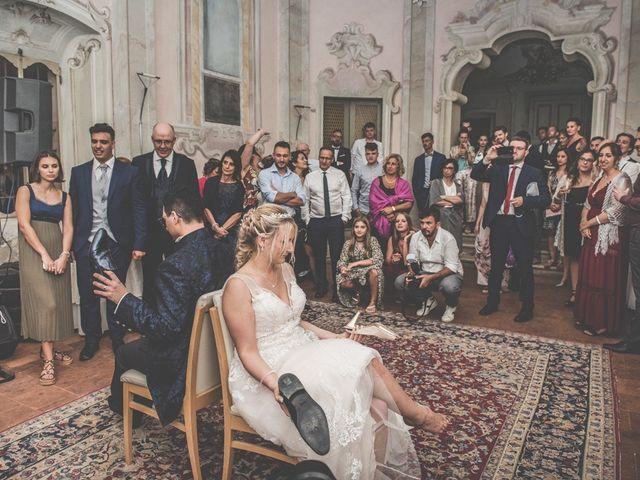 Il matrimonio di Alberto e Elisa a Bordolano, Cremona 173