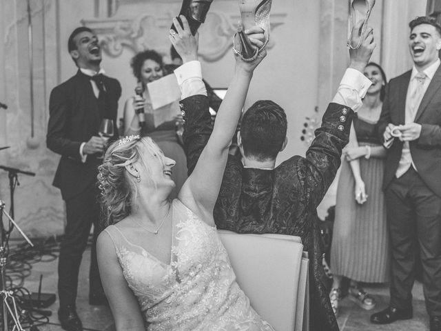 Il matrimonio di Alberto e Elisa a Bordolano, Cremona 174