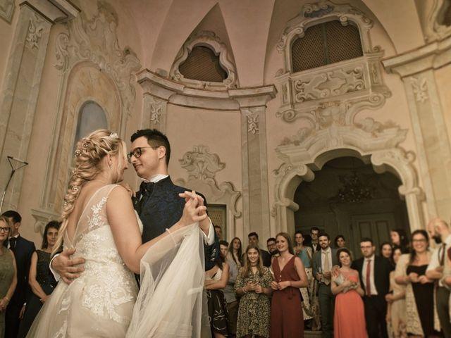 Il matrimonio di Alberto e Elisa a Bordolano, Cremona 176