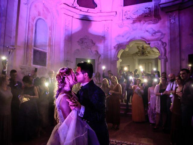 Il matrimonio di Alberto e Elisa a Bordolano, Cremona 177
