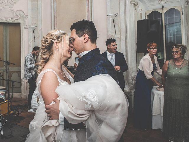 Il matrimonio di Alberto e Elisa a Bordolano, Cremona 179