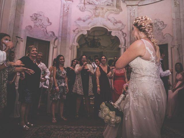 Il matrimonio di Alberto e Elisa a Bordolano, Cremona 182