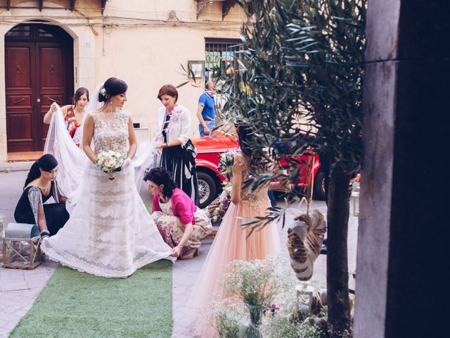 Il matrimonio di Giuseppe e Jessica a Licata, Agrigento 2