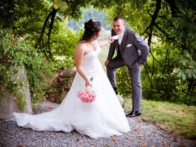 Le nozze di Dajana e Antonello