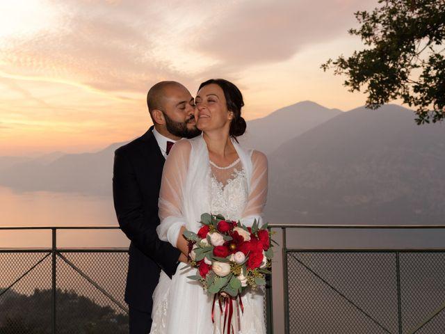 Il matrimonio di Enrique e Laura a Iseo, Brescia 2