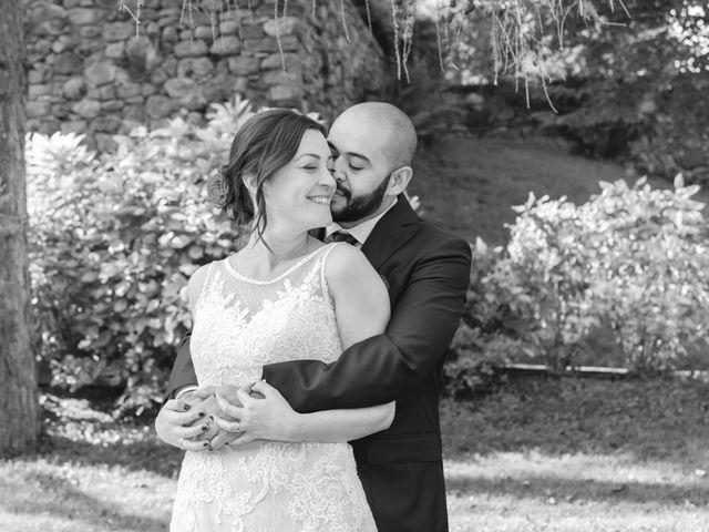 Il matrimonio di Enrique e Laura a Iseo, Brescia 9